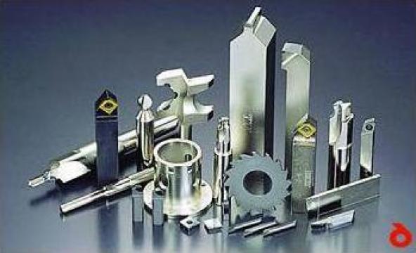 Scule speciale cu inserturi placute PCD - PCBN de la Artem Group Trade & Consult Srl