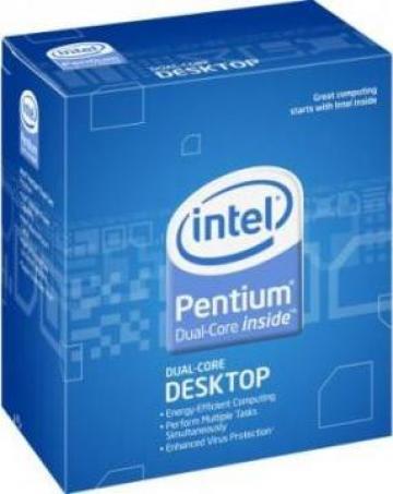 Procesor Intel Pentium Dual Core E5200 de la Sc Ro-Computer Srl