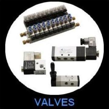 Valve pneumatice de la Airo & Co