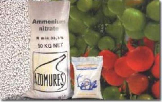 Azotat de amoniu, uree, NPK 15-15-15,20-20-0 de la Dublet S.R.L
