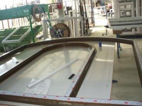 Ferestre cu arcade din PVC - Constanta de la Gamaterm Design