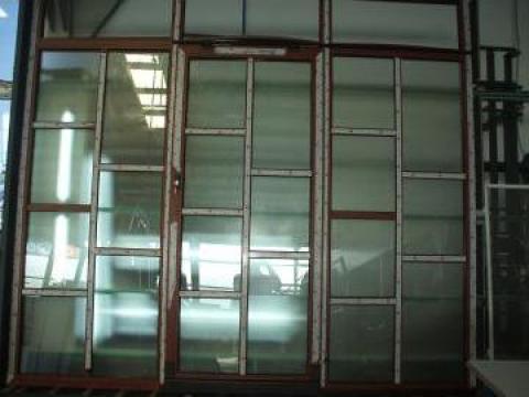 Geam termopan cu low e si geam duplex de la Gamaterm Design
