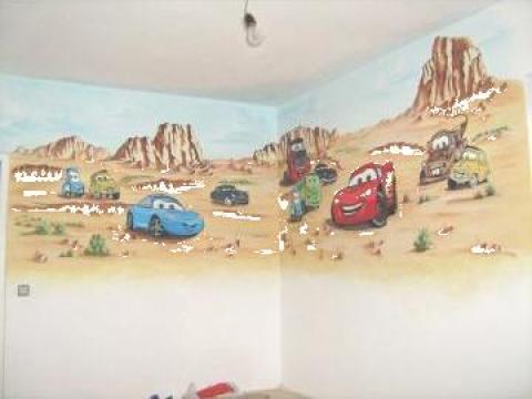 Pictura pentru camera de copil