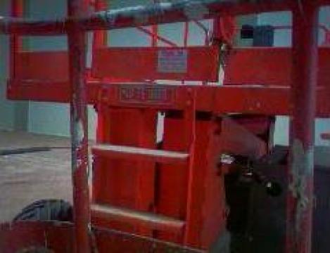 Platforma autoridicatoare Loxam-Upright de la Bacont Mca Construct