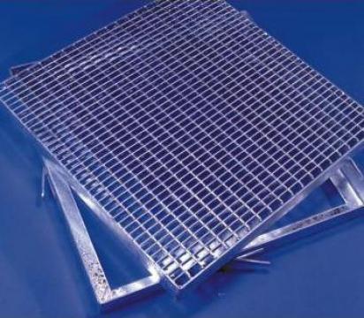 Gratare P si SP zincate termic sau electrolitic de la Dovexim S.r.l.