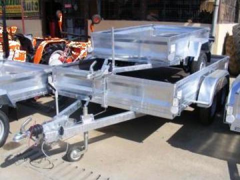 Remorca auto 750 -1500 - 2000-2500 kg