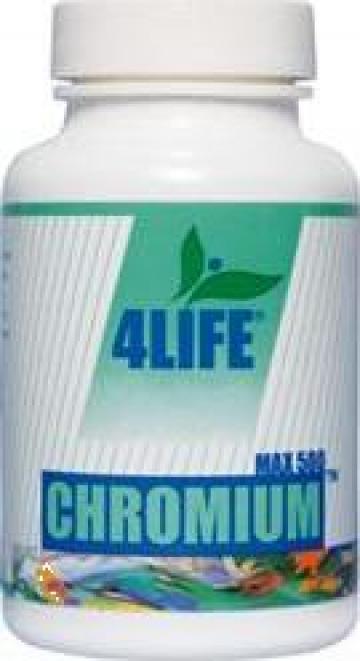 Supliment alimentar slabire Chromium Max