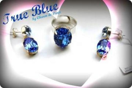 Set bijuterii cu Cristale Swarovski de la Beau Charm