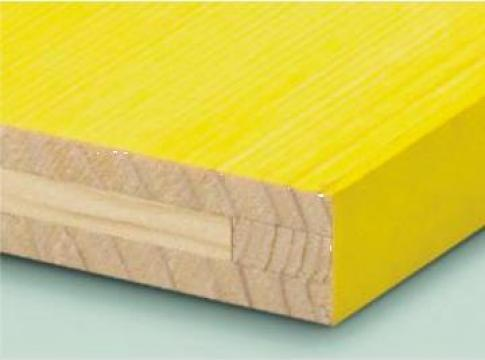 Placa galbena pentru cofrare de 21 mm sau de 27 mm de la Blackbull Com Ro