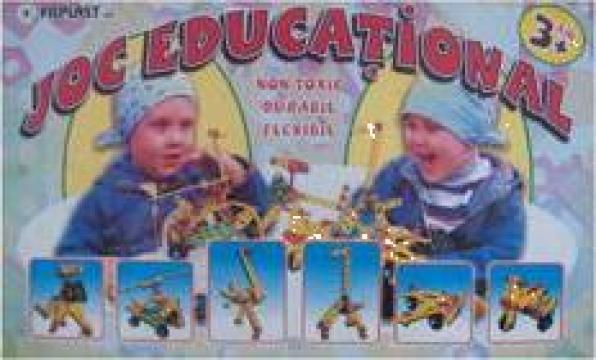 Joc educativ copii 3-7 ani