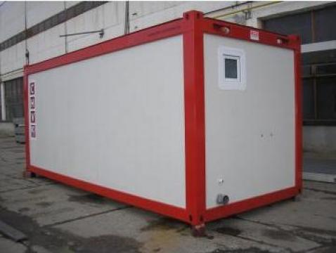 Container Sanitar de la Chv Container Ro