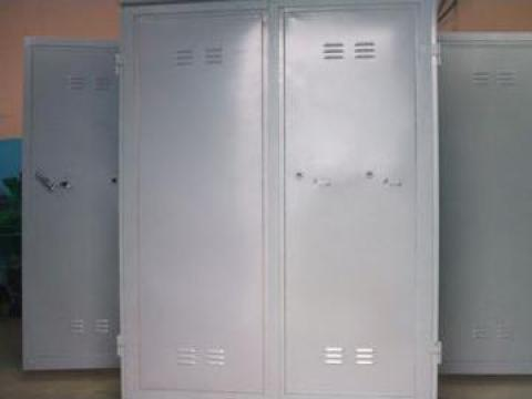 Vopsire in camp electrostatic si prelucrari mecanice