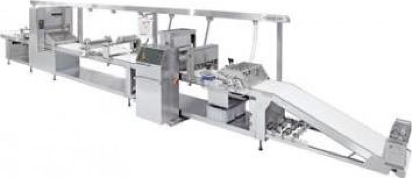 Linii automate productie patiserie