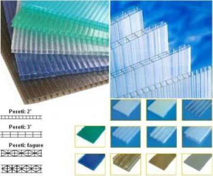 Placa policarbonat de la MRG Stainless Group Srl