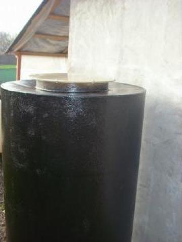 Rezervor vertical 1500 litri pp+pafs de la Eco Rotary SRL