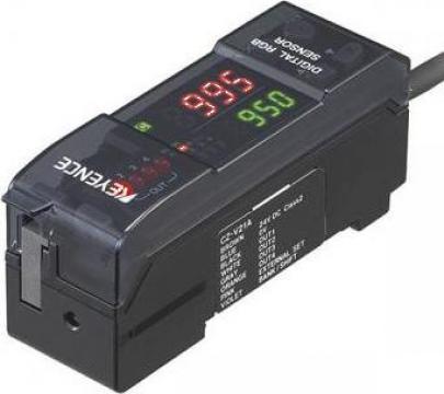 Amplificator RGB Keyence CZ-V21A(P) de la Dandori Com Srl.