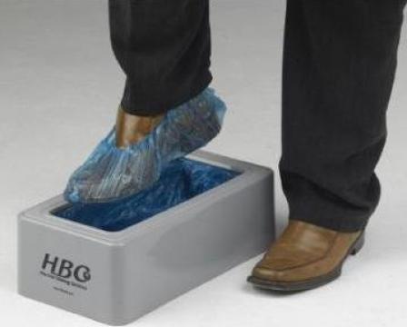 Dispenser pentru acoperitori pantofi