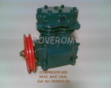 Compresor aer KRAZ; MAZ; URAL (motor JaMZ-236 /238) de la Roverom Srl
