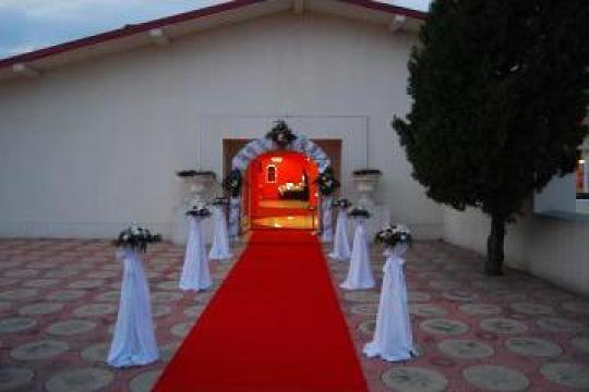 Arcada fier forjat de la Niram Wedding