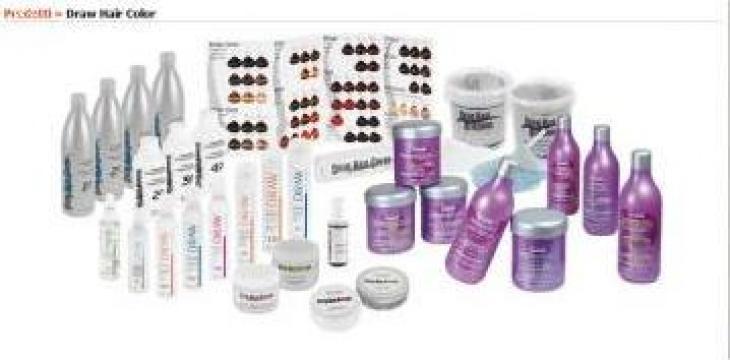 Produse cosmetice profesionale pentru par de la Sc Medopatis Prod Impex Srl