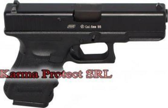 Pistol Glock 19 airsoft - metal slide