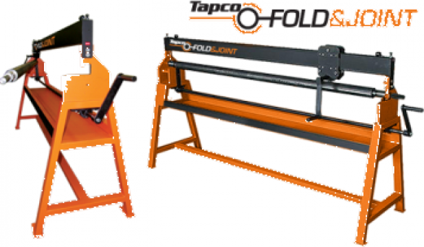 Presa sertizat burlane Tapco Fold &Joint 2M S.U.A. de la Sc Rom Prest Service Srl