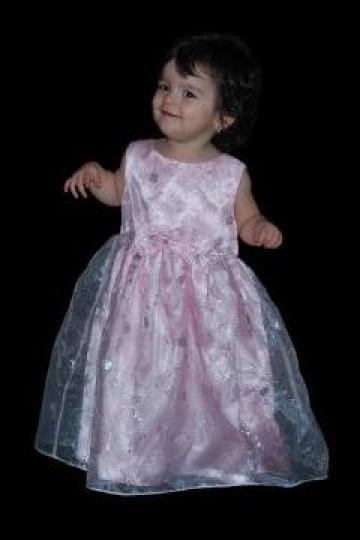 Rochie mireasa, rochie ocazie fetita de la Sc 4many Occasions Srl