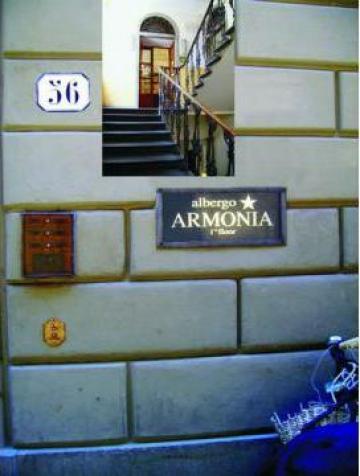Cazare la Hotel Armonia