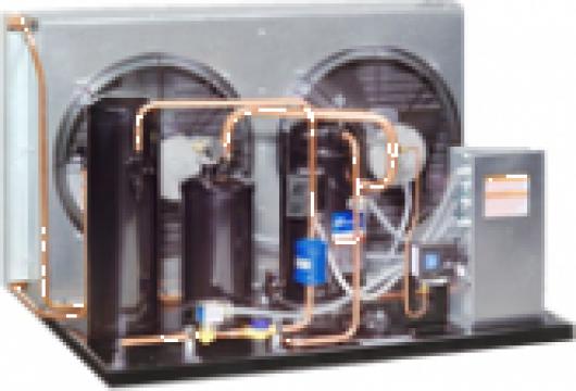 Instalatii frigorifice comerciale si industriale de la Lazaroiu Service Srl