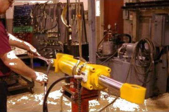 Reparatii / reconditionari cilindrii hidraulici