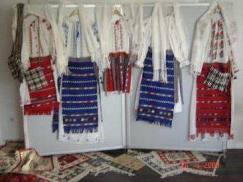 Costume populare dama zona Oltenia