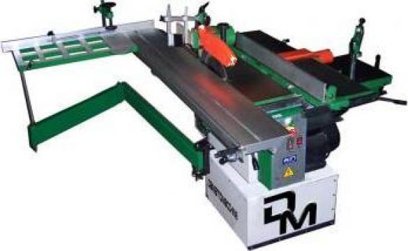 Masina universala pentru lemn cu 5 operatii Discovery Wag