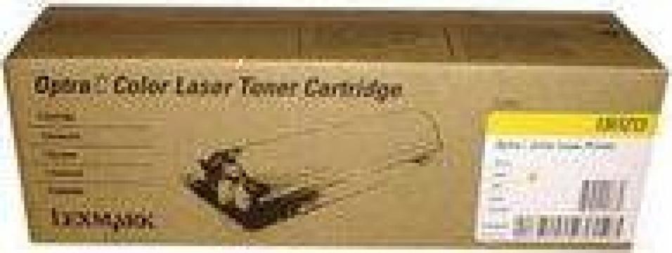 Cartus imprimanta laser original Lexmark 1361213 de la Green Toner