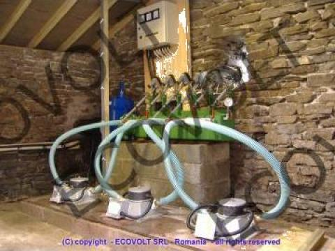 Turbina hidro 100W de la Ecovolt