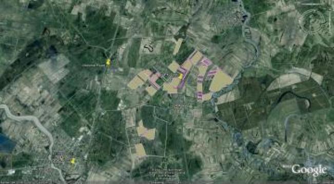 Teren extravilan de 430 ha - Arad