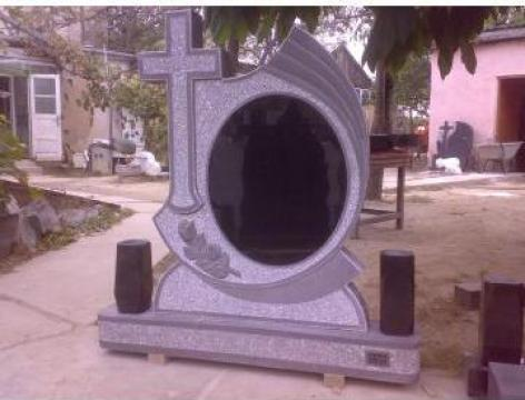 Monumente funerare din granit de la Bsc Design