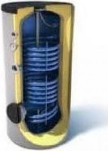 Boiler Sunsystem doua serpentine200 litri termoelectric