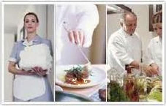 Locuri de munca Personal hotelier UK de la Work Experience Romania