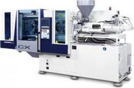 Masina de injectie mase plastice KraussMaffei de la Plastics Bavaria S.r.l.