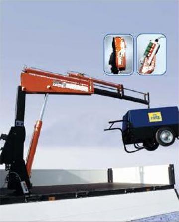Macarale auto hidraulice V 20 pentru camionete sau camion de la Modul-Stor Hungary Kft.