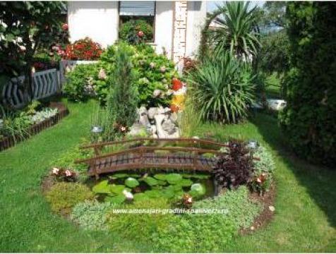 Amenajare gradina, amenajare gradina si curte de la Select Garden