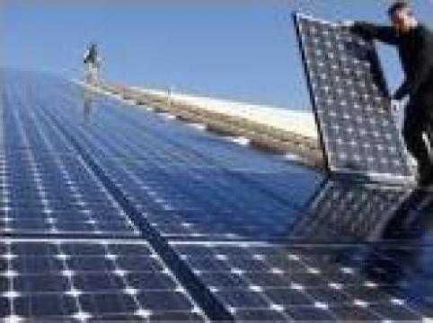 Panou solar fotovoltaic Solar zone de la Gamaterm Design