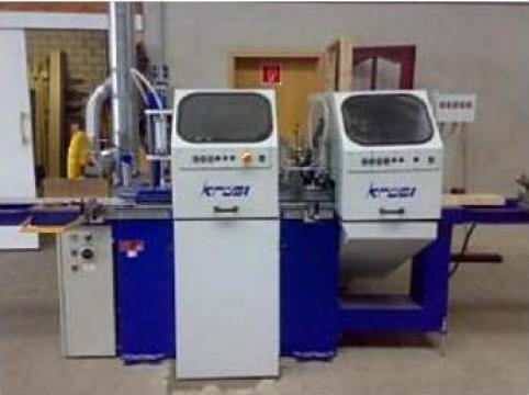 Masina de chertat Kruesi CM 40 CNC complet automatizata de la South East Trading Srl