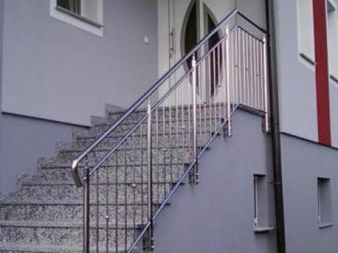 Balustrada din inox