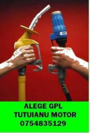 Instalatii GPL de la Tutuianu Motor Srl