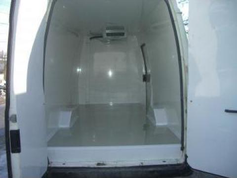 Izotermari dubite, VAN-uri frigorifice