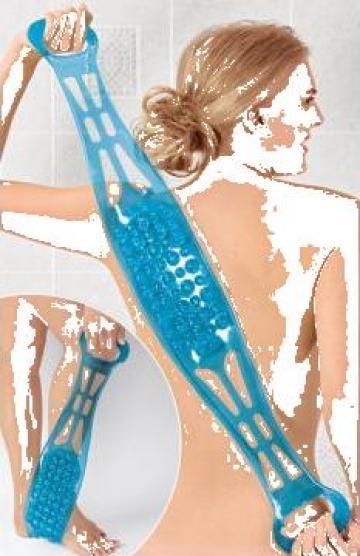 Aparat masaj Dual Sided Back Scrubber, aparat pentru masaj de la Thegift.ro - Cadouri Online