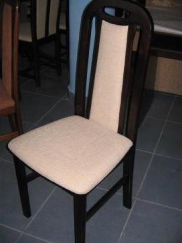 Scaun din lemn masiv pentru restaurant de la Elendesign