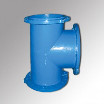 Fitinguri fonta ductila - All Flanged Tee EN545 de la Baoding Hualong Casting Co., ltd