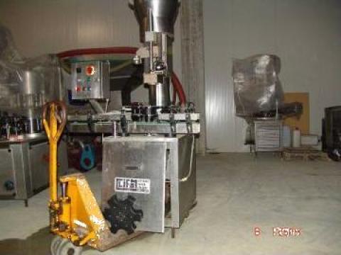 Masina de dopuit Clifom (1 cap, dop de pluta) de la Tehnosincron